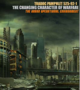 US Army TRADOC G2 Newsletter Volume 1, Issue 1May 2020