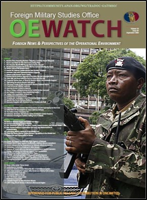 OE Watch, Vol. 10 (Iss. 09)