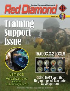 Red Diamond Training Support Issue Summer 2021