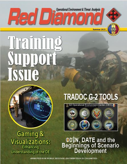 Read more about the article Latest Publication of Red Diamond Released